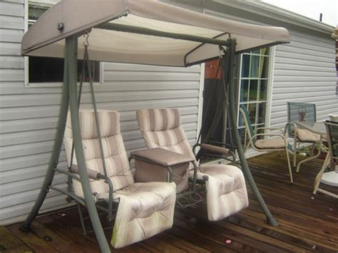 Walmart Patio Swing Covers by Pin By Donna Renkema On For The Home