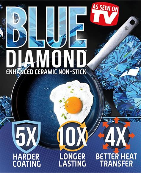blue diamond    tv  pc cookware set cookware cookware sets kitchen macys