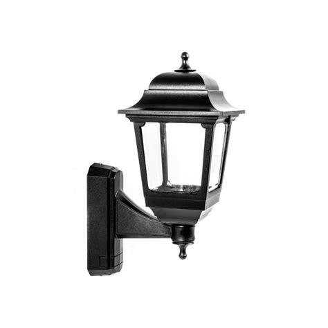 asd 4 sided coach lantern 100w 100w bc black