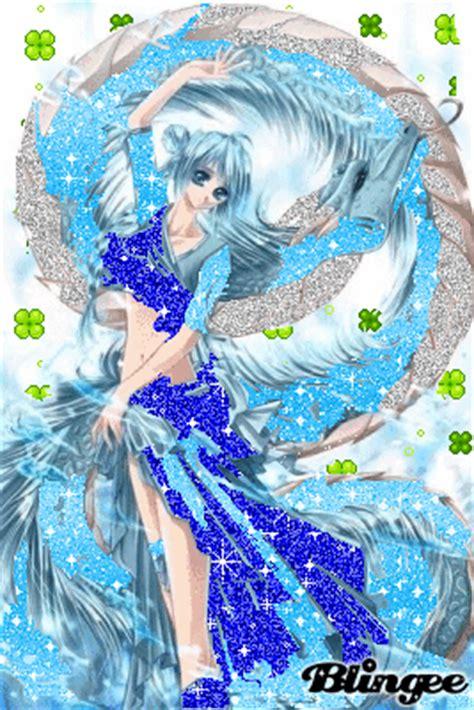beautiful anime dragon girl picture