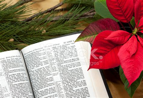 the truth about christmas decorations with bible verses bible passage and decorations kjv stock photos freeimages
