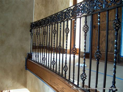 wrought iron iron rails for stairs home design ideas and pictures