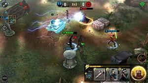 Star wars: Force arena iPhone game - free. Download ipa ...