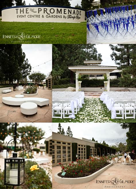 promenade events centre and gardens by turnip