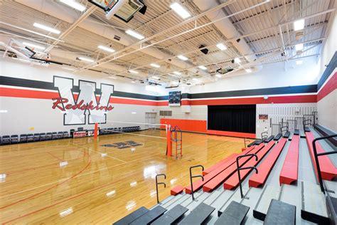 woodsfield   middle school bshm architects
