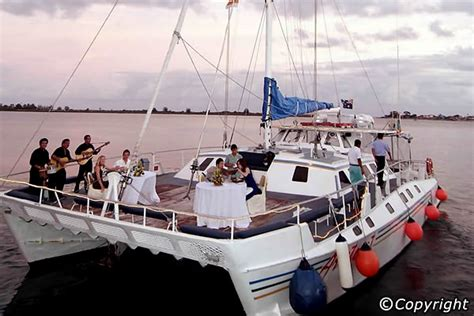 Private Catamaran Cruise Bali by Bali Sunset Dinner Cruise With Bali Hai Ii