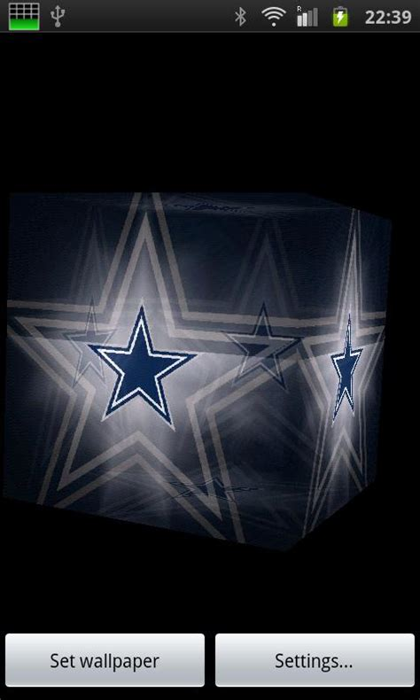 [49+] 3D Dallas Cowboys Wallpaper on WallpaperSafari