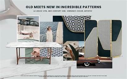 Carlo Fabrics Peek Mid Century Donati Luxury