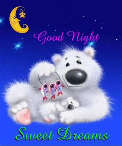 Goodnight Dreams Sweet Night Cards Card Dream