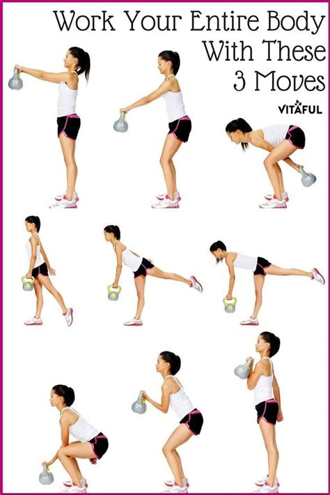 kettlebell workout core workouts exercises body moves muscles training total superset exercice routine fitness ab ball these yoga results way