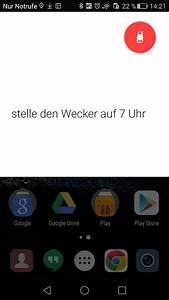 Stelle Den Wecker : mehr aus dem sprachassistenten google now herausholen ~ Yasmunasinghe.com Haus und Dekorationen