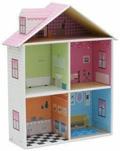 Barbiehaus Aus Holz : puppenhaus aus pappe selbst basteln basteln ~ Orissabook.com Haus und Dekorationen