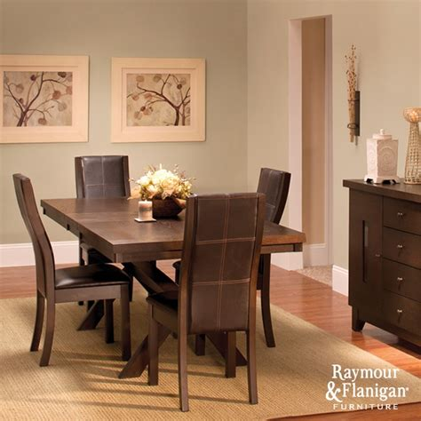 gibson dining room this dining set is sleek contemporary furniture with a something