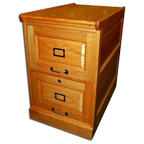 oak filing cabinet 2 drawer two drawer oak file cabinet with raised side panels for