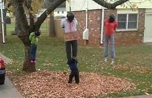 Fort Campbell removes disturbing Halloween display ...