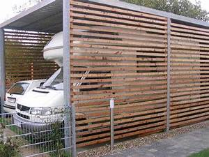 Carport Selber Bauen Material : carport selbst bauen wohnmobil forum ~ Markanthonyermac.com Haus und Dekorationen