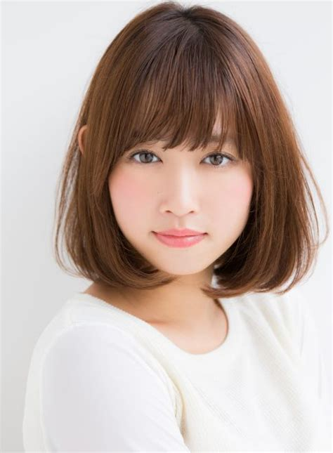 flattering haircuts for faces pin by e on ヘアアレンジ ヘアメイク best bobs hair 3140