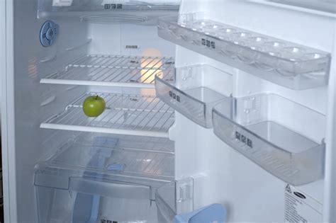 Free Stock Photo 8285 Interior of a small fridge