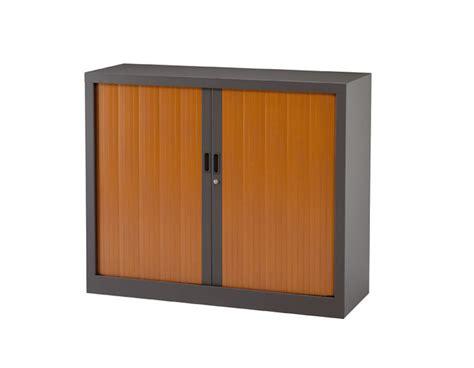 armoire basse m 233 tallique neuve adopte un bureau