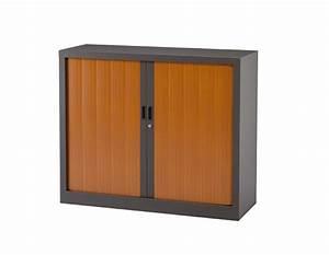 Armoire De Bureau Métallique : armoire basse m tallique neuve adopte un bureau ~ Melissatoandfro.com Idées de Décoration