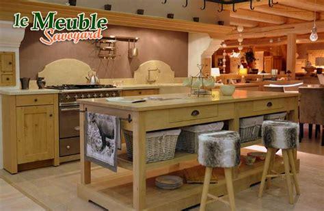cuisine de jean le meuble savoyard vente et fabrication artisanale meubles