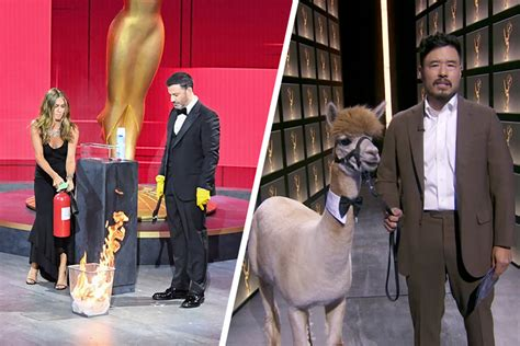2020 Emmys: The Most Awkward, WTF, and Confusing Moments ...