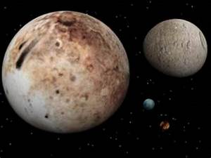 Pluto's New Moon: Astronomers Discover Fifth Moon Orbiting ...