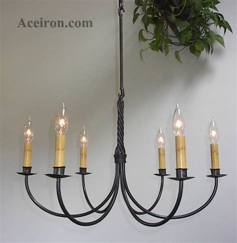 wrought iron chandeliers ace wrought iron chandeliers