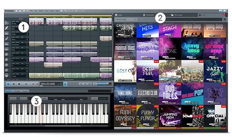 Magix Music Maker 2017 Premium Crack & Serial Number Full