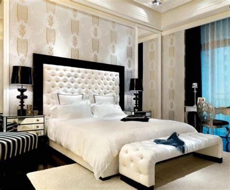 tapisserie de chambre a coucher d 233 co chambre adulte contemporaine 25 id 233 es cr 233 atives
