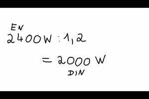 Wachstumsfaktor Berechnen : video heizk rperberechnung mit formel so funktioniert 39 s ~ Themetempest.com Abrechnung
