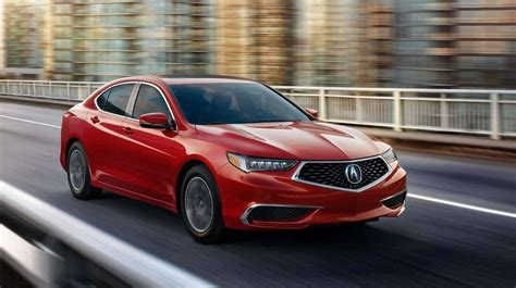 2019 Acura Tlx Midsize Luxury Sedan  Acura Columbus