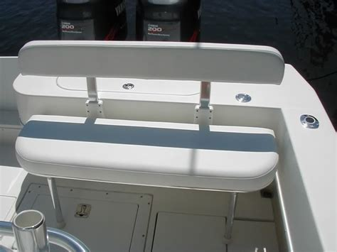 Boat Side Bench Seat by The Hull Boating And Fishing Forum View Single