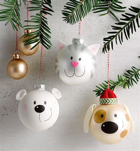 Weihnachtsdeko Selbst Machen by Kugelkerlchen Zu Weihnachten Kreativ Kompakt Navidad