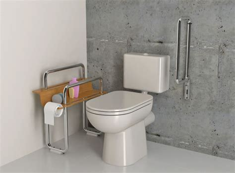 bathroom equipment for the disabled designed by dise 241 o mantis