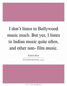 Listening To Music Quotes & Sayings | Listening To Music ...