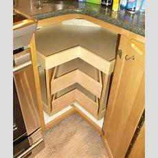 Kitchen Corner Cabinets And Storage  Victoria Elizabeth