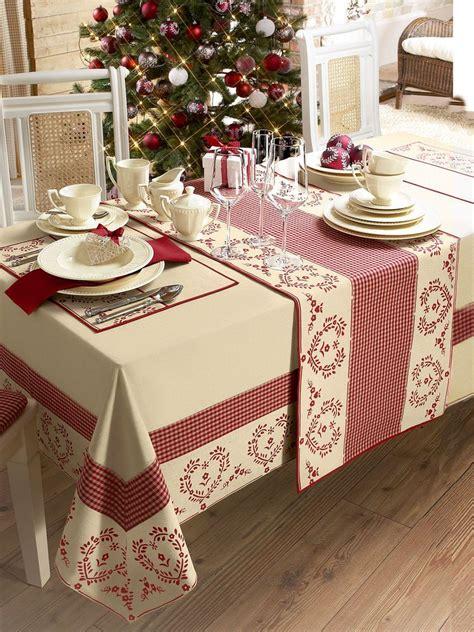 nappe de table noel nappe de table noel