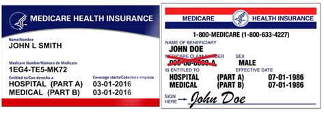 What's in your insurance plan member id card? If You Use a Medicare Card, You'll Need the New Replacement Card Beginning in January ...
