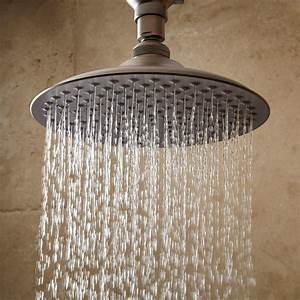 Bostonian Rainfall Shower Head With S-type Arm
