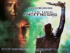 STAR TREK NEMESIS (Double sided) POSTER buy movie posters ...