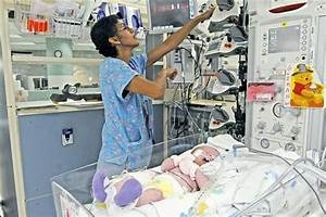 Small wonders: More preemie babies face test of survival ...