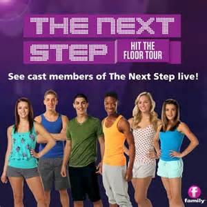 Next Step the Cast Names