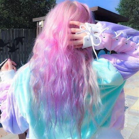 pink lilac hair tumblr
