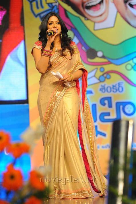 picture  udaya bhanu  silk saree