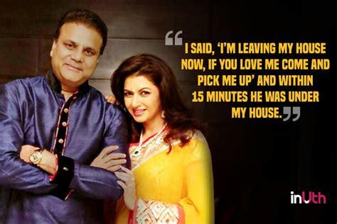 actress bhagyashrees real life love story sounds  lot