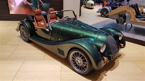 morgan motor company sold   italians