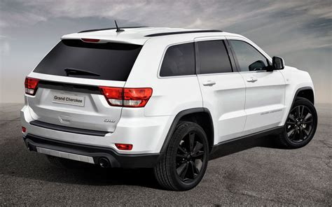 sports jeep cherokee 2012 jeep grand cherokee sport concept rear view photo 4