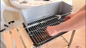 Rauchfreier Grill Lidl : lidl florabest trolley barbecue bbq grill diy youtube ~ Jslefanu.com Haus und Dekorationen