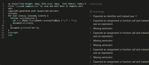 7 Free Online Javascript Editor Websites